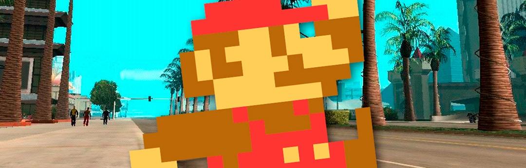 ¿Por qué los gráficos de Mario Bros son eternos y los de GTA San Andreas envejecen?