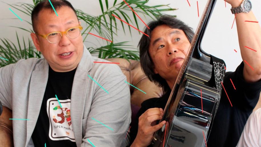 Tezuka se convirtió en asistente habitual de Miyamoto en menos de un año desde que entró en la compañía, algo que ayudaría enormemente al gurú nipón.