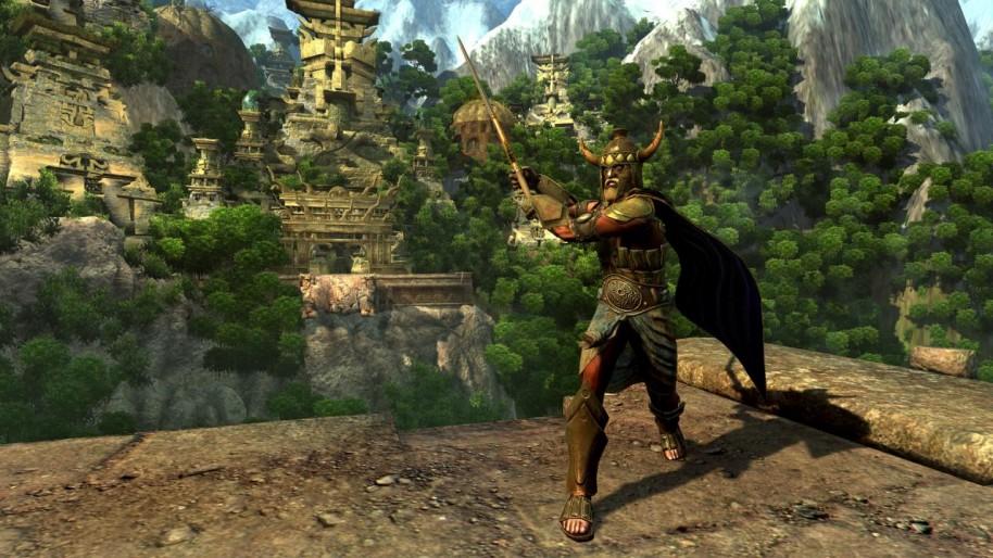 Age of Conan no termina de mostrar realmente el poderío de la licencia