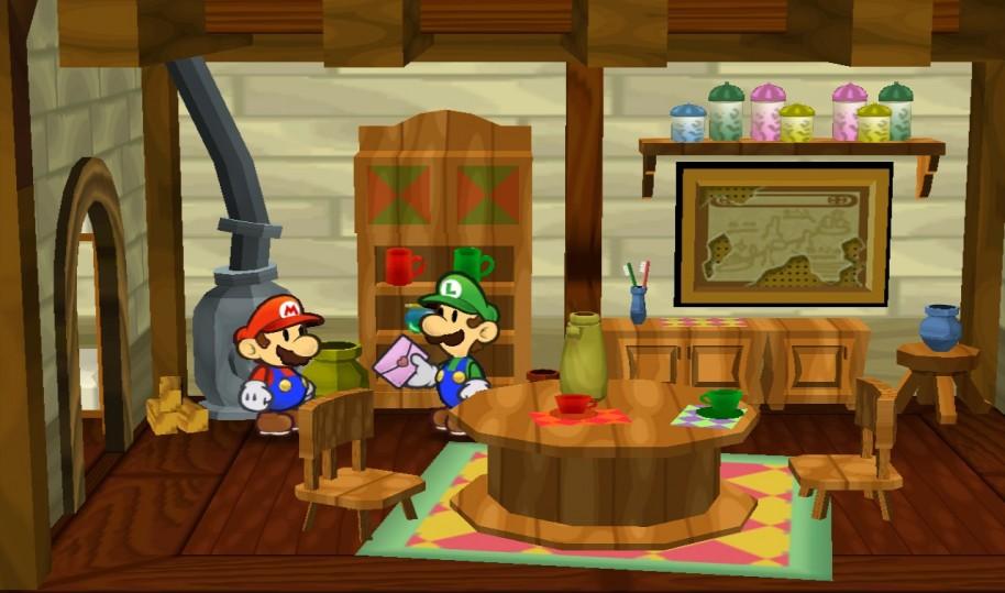 Los personajes se crean con mimo. Los diálogos con Luigi son muy largos, pero también tronchantes.