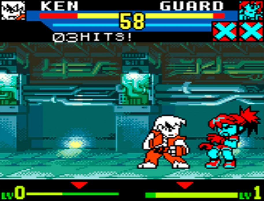 SNK VS Capcom: The Match of the Millenium (NG Pocket)