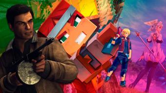 Unreal Engine 5, Xenoblade Chronicles y Minecraft Dungeons entre lo mejor de mayo en videojuegos