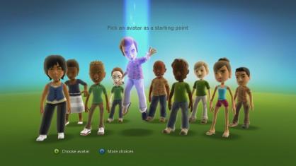 Hacer de Xbox 360 una plataforma más amigable para el usuario casual es el principal objetivo de New Xbox Experience. La imagen ganará peso sobre el texto tras la actualización.