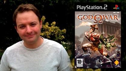 David Jaffe. Tras esta mirada se esconde el creativo que estuvo detrás de uno de los mejores juegos de acción y aventura de los últimos años.