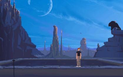 """Éric Chahi creó Another World gracias a un Amiga 500, dando lugar a uno de los primeros experimentos en """"motion capture"""" (entonces rotoscopia) que destacó por ser pionero en hacer un juego 2D con gráficos 3D."""