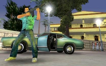 """La saga GTA ha traspasado en muchas ocasiones los confines de la mera incorrección. En 2003 la agencia de Derechos Humanos de Nueva York solicitó a Rockstar que eliminara la frase """"Mata a los haitianos"""" que aparecía en Vice City."""