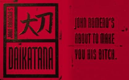 """La campaña publicitaria de Daikatana fue una de las más agresivas que se recuerdan. Llamar """"zorra"""" al usuario fue un auténtico puñetazo en la cara que no sentó demasiado bien en la mayoría de sectores."""