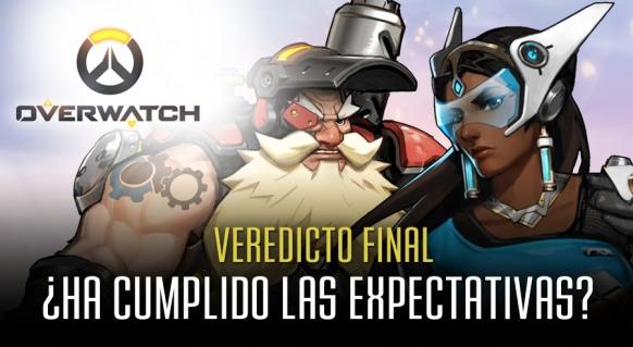 Reportaje de Overwatch - El Veredicto Final