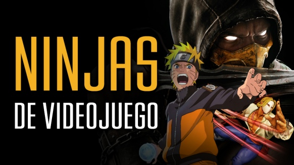 Reportaje de Ninjas de Videojuego