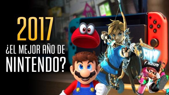 Reportaje de 2017: ¿El mejor año de Nintendo?