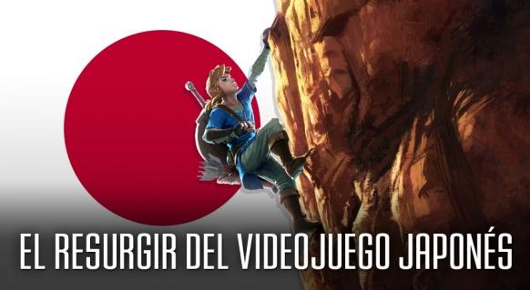 Reportaje de El resurgir del videojuego japonés