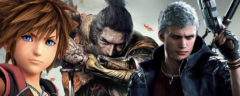 ¿Qué nota tendrán los primeros grandes videojuegos de 2019?