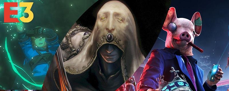 Los 20 anuncios de juegos más importantes del E3 2019