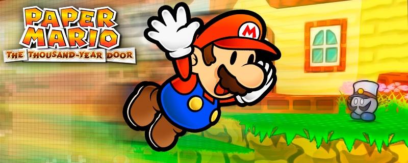Paper Mario y la Puerta Milenaria es uno de los juegos más desconocidos de Mario, ¡descúbrelo!