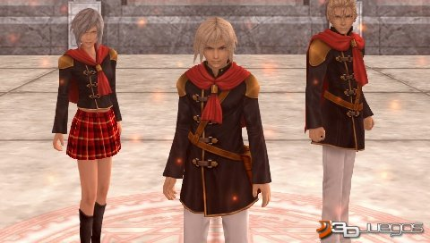 Final Fantasy Type-0 - Primer contacto
