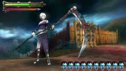 Undead Knights PSP