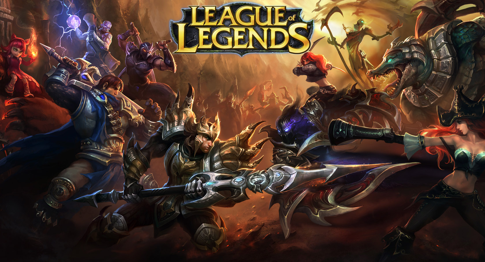 ¿Fanático de League of Legends? Esto le interesa