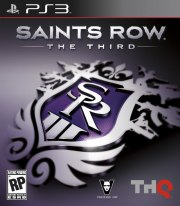 Carátula de Saint's Row: The Third - PS3