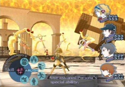 Persona 3 FES PS2