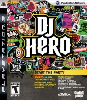 Carátula de DJ Hero - PS3