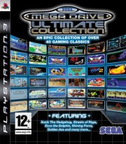 Carátula de Sega Mega Drive Ultimate Collection - PS3