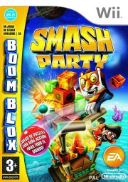 Carátula de Boom Blox Bash Party - Wii