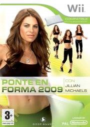 Carátula de Ponte en forma 2009 - Wii