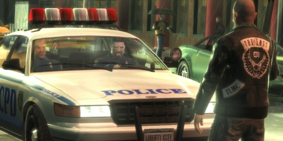 GTA IV The Lost and Damned an�lisis