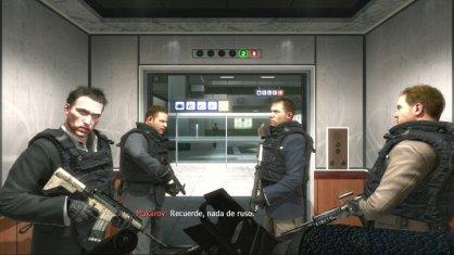 Modern Warfare 2 an�lisis