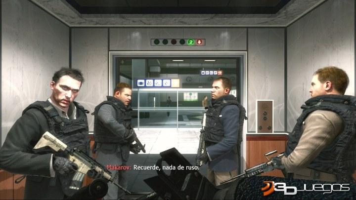 Call of Duty Modern Warfare 2 - An�lisis