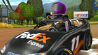 Video NASCAR: Kart Racing, NASCAR Kart Racing: Vídeo oficial 2