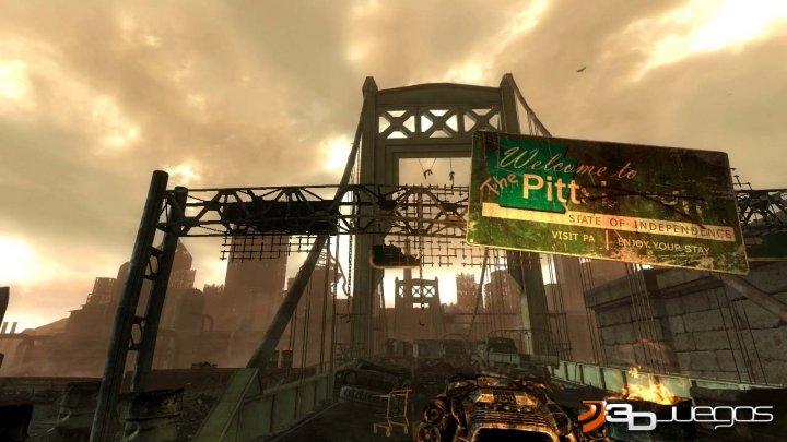 Fallout 3 The Pitt - Avance