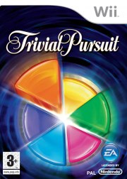 Carátula de Trivial Pursuit - Wii