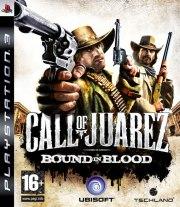 Carátula de Call of Juarez: Bound in Blood - PS3