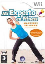 Carátula de Mi Experto en Fitness - Wii