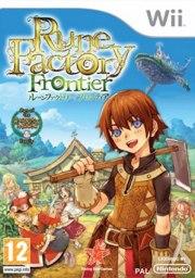 Rune Factory Frontier Wii