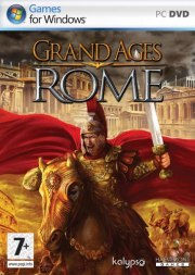 Car�tula oficial de Grand Ages: Rome PC