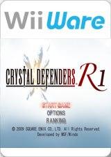 Carátula de Crystal Defenders R1 - Wii