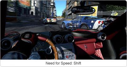 Need for Speed: Shift contará con demo este verano