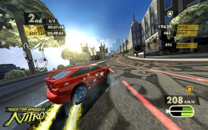 Need for Speed Nitro (Nintendo Wii)