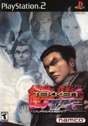 Carátula de Tekken Tag Tournament - PS2