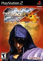 Carátula de Tekken 4 - PS2