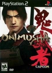 Carátula de Onimusha: Warlords - PS2