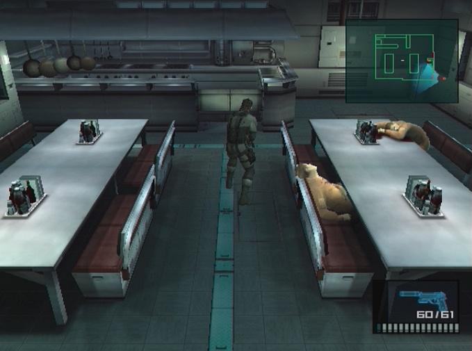 Más de una década después Kojima revela un huevo de pascua de Metal Gear Solid 2