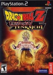 Carátula de Dragon Ball Z: Budokai Tenkaichi - PS2