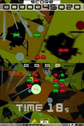 space invaders extreme 2 ds descargar juegos