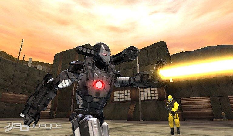 Iron Man 2 - Primer contacto