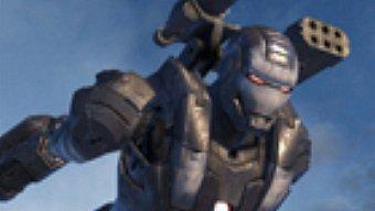 Iron Man 2: Gameplay 2: War Machine Suit