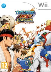Carátula de Tatsunoko vs. Capcom - Wii