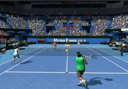 Virtua Tennis 2009: Impresiones jugables